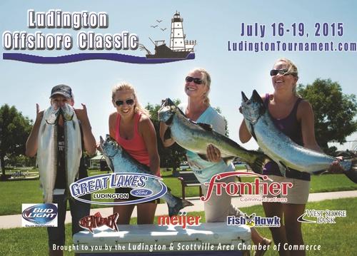 Ludington's Offshore Classic - Title Sponsor
