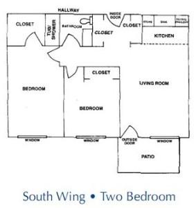 Village House Floor Plan