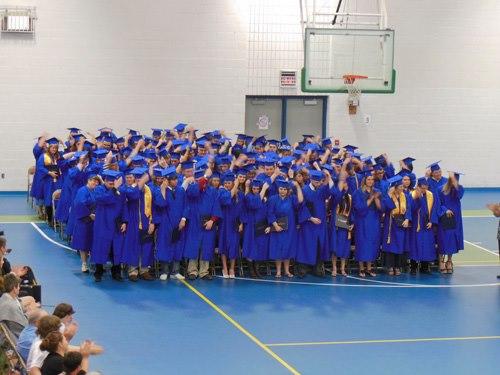 WSCC Graduates