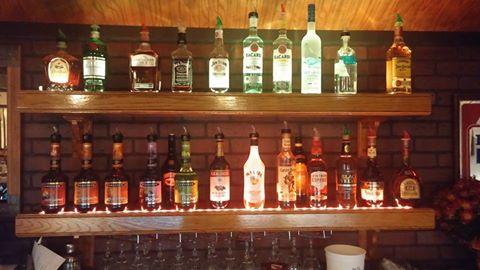 The Hof Lighted Bar