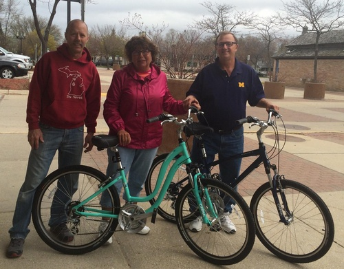 Henrickson's New Bikes