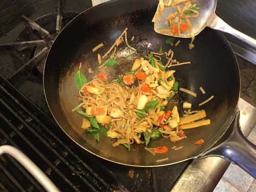Pad Kee Mow AKA Drunken Noodle