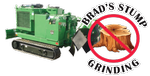 Brad's Stump Grinding LLC