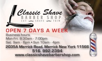 Classic Shave Barber Shop