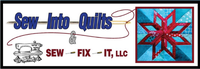 Sew-into-Quilts &Sew-Fix-It, LLC