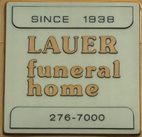 Lauer Funeral Home