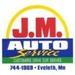 J.M. Auto Service