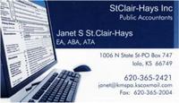 St. Clair-Hays Inc.