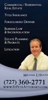 Law Offices of Michael J Heath PA