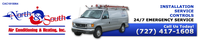 North & South Air Conditioning & Heating, Inc.