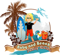 Baby and Beach Family Rentals