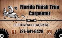 Florida Finish Trim Carpenter