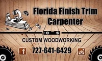Florida Finish Trim Carpenter