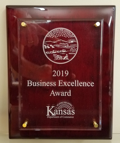 KS Dept. of Commerce Regional Business Award