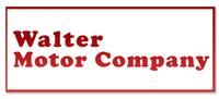 Walter Motor Company