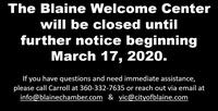 Blaine Welcome Center
