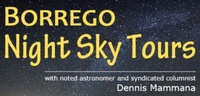 Borrego Night Sky Tours
