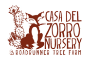 Casa del Zorro Nursey & RR Farms