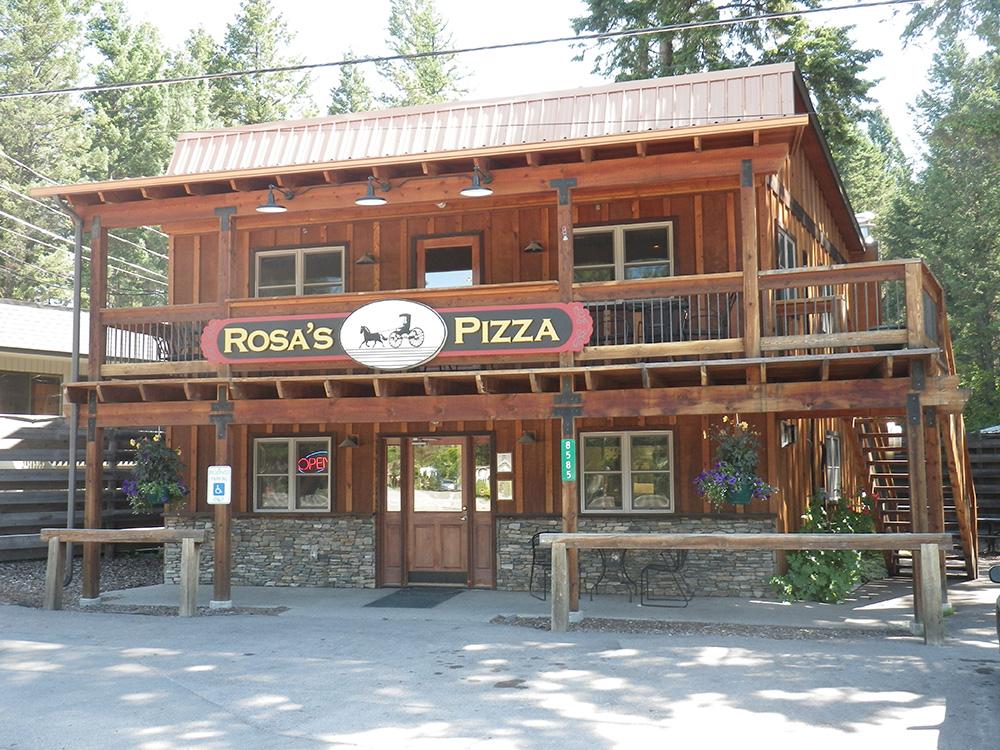 Rosa's Pizza