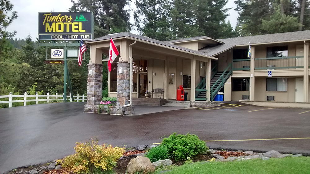 Timbers Motel of Bigfork