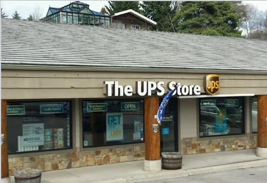 UPS Store #2556, The