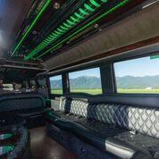 12 passenger limo