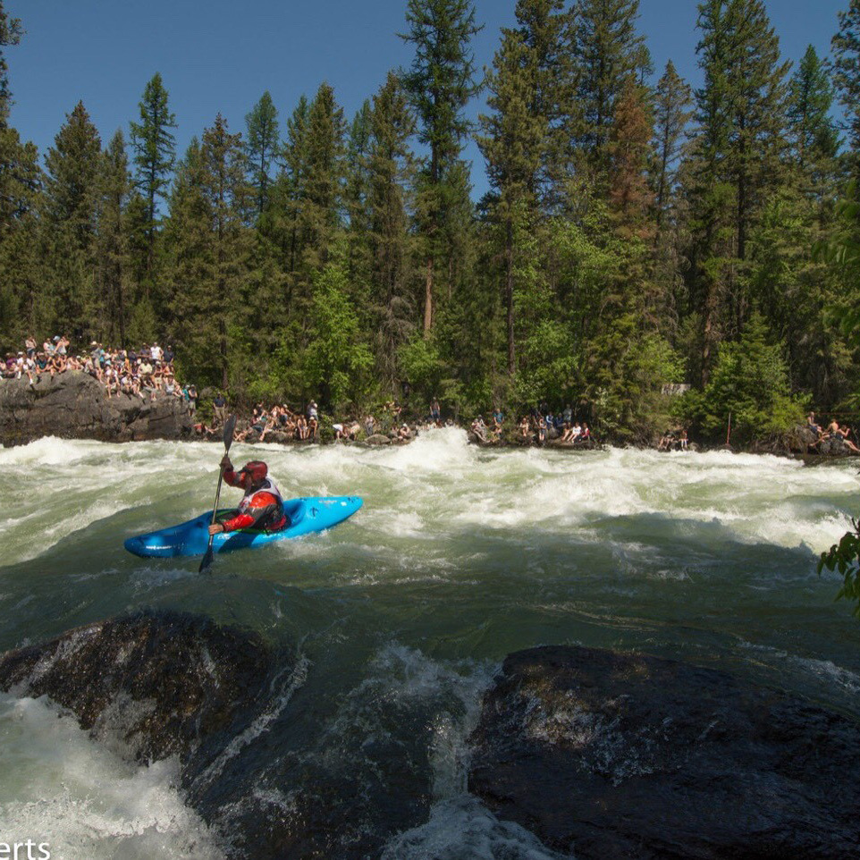 Bigfork Whitewater Festival.