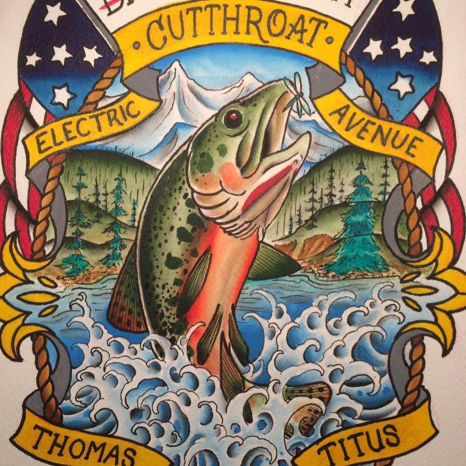 Cutthroat Tattoo