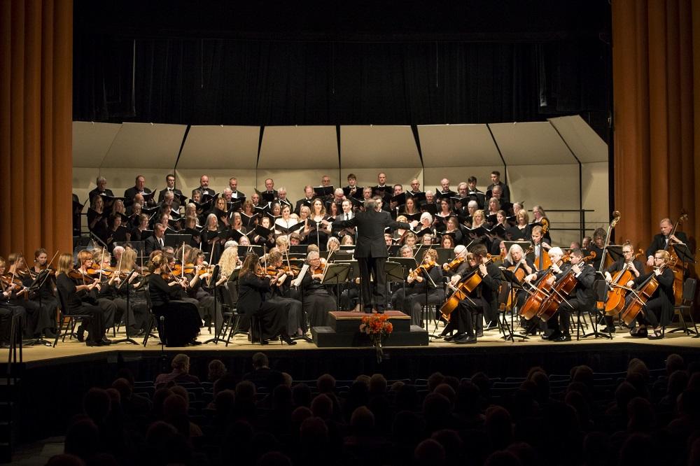 Glacier Symphony & Chorale