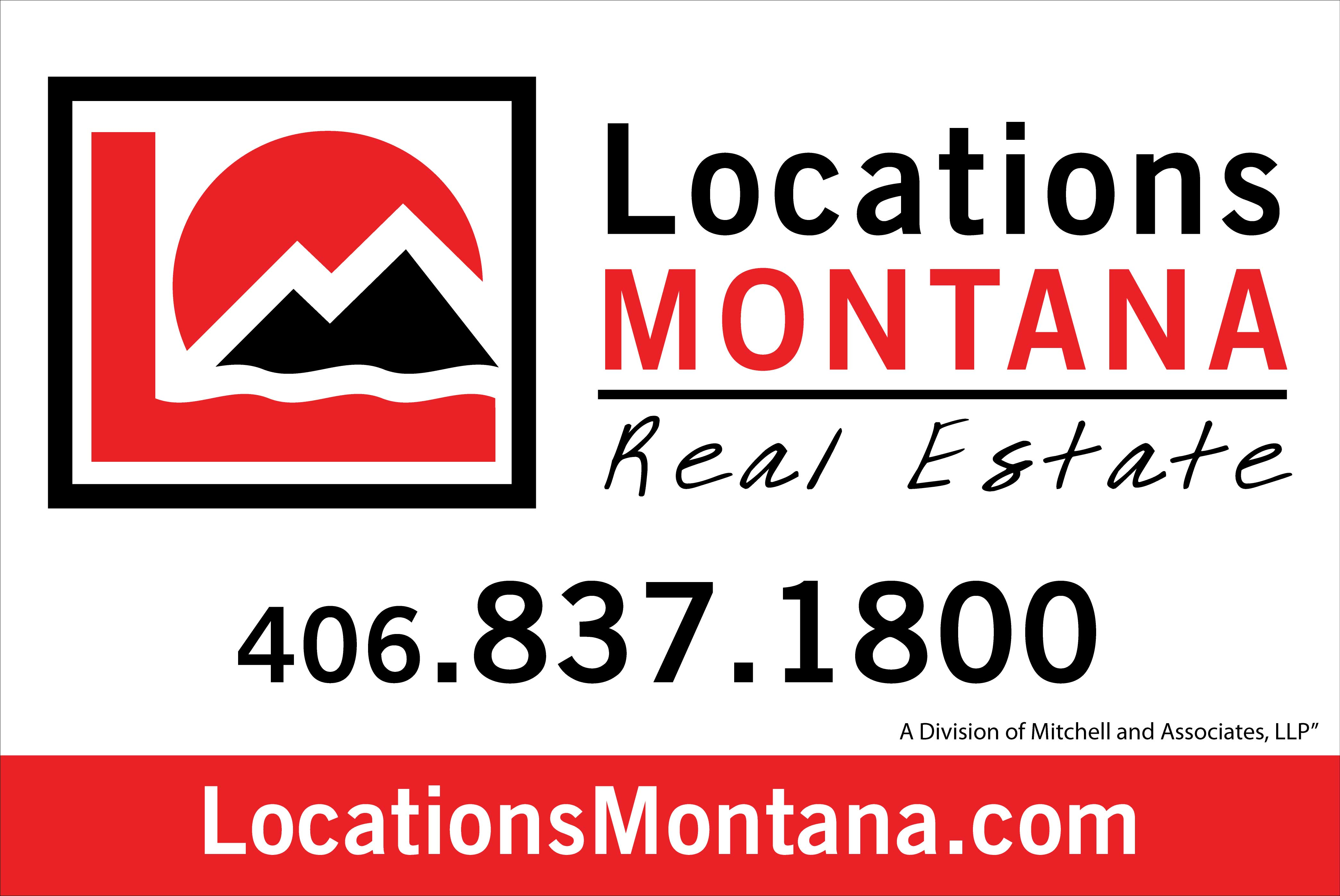 Locations Montana Real Estate