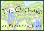 Orchard at Flathead Lake, The