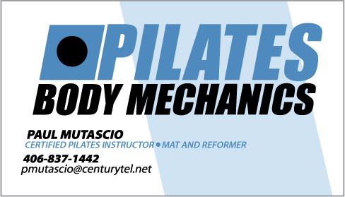 Pilates Body Mechanics