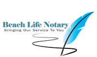 Beach Life Notary Services