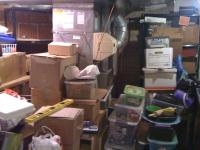 Basement Before Chaos Tamers Organizing