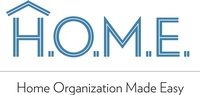 H.O.M.E. Home Organization Made Easy