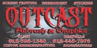 Outcast Airbrush & Graphics