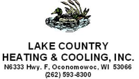 Lake Country Heating & Cooling, Inc.