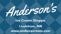 Anderson's Ice Cream Shoppe