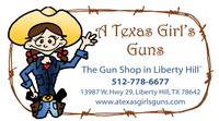 A Texas Girl's Guns