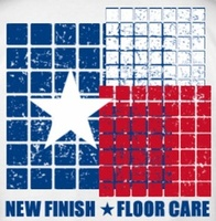 New Finish Floor Care/ Eric Dravis