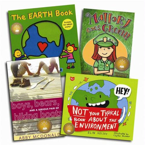 Green Earth Book Award For Sale