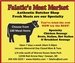 Falatic's Meat Market