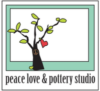 Peace Love and Pottery Studio