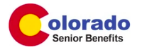 Colorado Senior Benefits