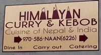 Himalayan Curry & Kebob