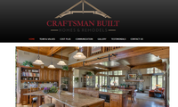Craftsman Built Homes and Remodels