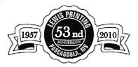 Lewis Printing