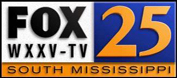 WXXV Television FOX 25