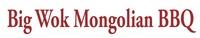 Big Wok Mongolian BBQ