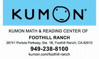 KUMON Math & Reading Center of Foothill Ranch
